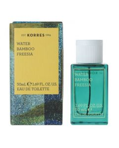 Korres Water Bamboo Freesia perfume for her 50 ml