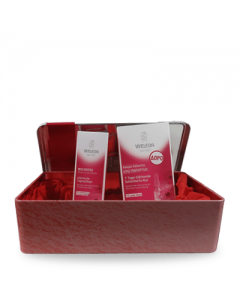 Weleda Gift Set Wild Rose Day cream 30 ml & Free 7 day Beauty Treatment 7 amp x 0.8 ml