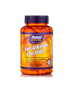 Now Sports Krea Alkalyn Creatine 120 caps