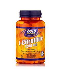 Now Sports L-Citrulline 1200 mg 120 tabs