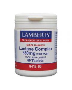Lamberts Lactase Complex 350 mg (9000FCC) 60 tabs
