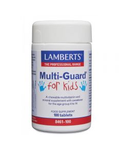 Lamberts Multi Guard For Kids 100 tabs
