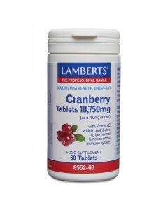 Lamberts Cranberry 18750 mg 60 tabs