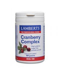 Lamberts Cranberry Complex Powder 100 gr