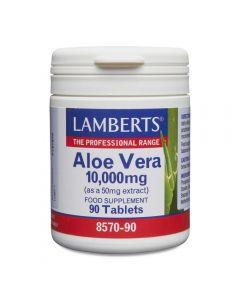 Lamberts Aloe Vera 10000 mg 90 tabs