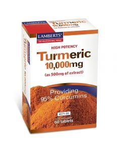 Lamberts Turmeric 10000 mg 60 tabs