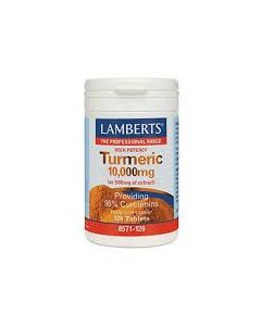 Lamberts Turmeric 10000 mg 120 tabs