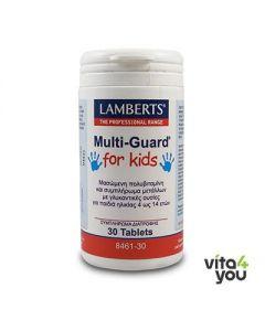 Lamberts Multi Guard For Kids 30 tabs