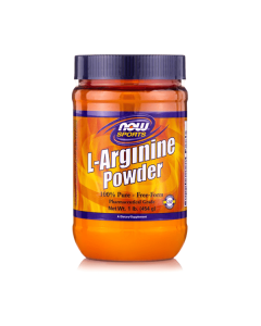 Now Sports L-Arginine Powder 454 gr