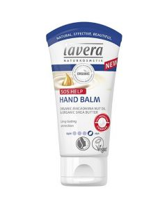 Lavera SOS Hand Balsam with Organic Macadamia oil & Shea butter 50 ml