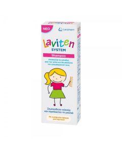 Lavipharm Laviten System Shampoo 125 ml