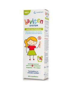Lavipharm Laviten System Anti Lice Solution 125 ml