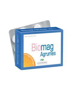 Lehning Biomag Agrumes 90 chewable tabs