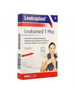 BSN medical Leukoplast Leukomed T Plus sterile 5 x 7.2 cm 5 pcs