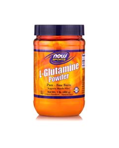 Now Sports L-Glutamine 454 gr