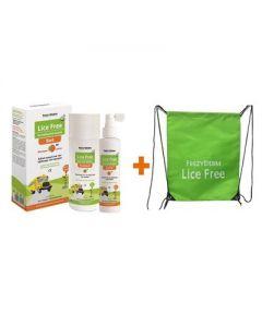 Frezyderm Lice Free Set & Δώρο σάκος