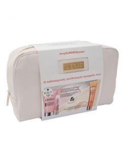 Lierac Hydragenist Masque 75 ml & Hydragenist Levres Incolore 3 gr & Sunissime Fluid SPF30 40 ml