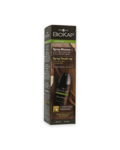 Bios Line Biokap Spray Nutricolor Delicato Touch-up Light Brown 75 ml