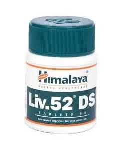 Himalaya Liv 52 DS 60 tabs