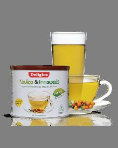 Deligios Hippophaes Lemongrass tea 230 gr