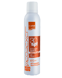 Intermed Luxurious Sun Care Antioxidant Suncreen Invisible Spray SPF30 200 ml