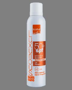 Intermed Luxurious Sun Care Antioxidant Suncreen Invisible Spray SPF50+ 200 ml