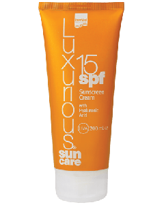 Intermed Luxurious Sun Care Body Cream SPF 15 200 m