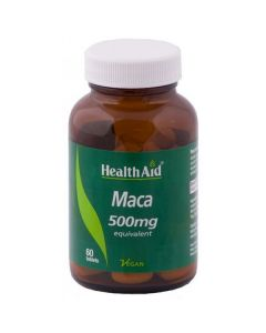 Health Aid Maca 500 mg 60 tablets