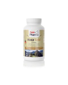 Zein Pharma Maca Gold 570 mg 180 caps