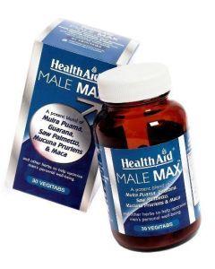 Health Aid Male Max 30 veg tabs