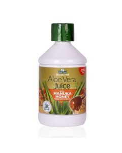 Optima Aloe Vera Juice with Manuka Honey 500 ml