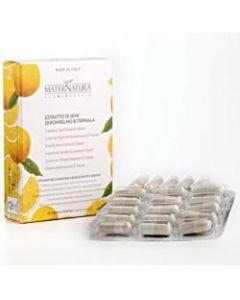 MaterNatura Grapefruit Seed Extract & Triphala 30 caps