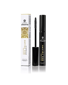 Garden of Panthenols Chroma Max Volume Mascara Black 9 ml