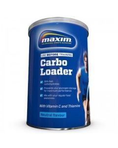 Maxim Carbo Loader neutral flavour 500 gr