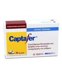 Meditrina Captafer 30 tabs