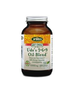 MedMelon Flora Udo's 3-6-9 Oil Blend 90 caps