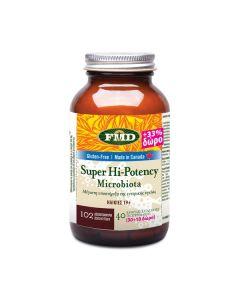 MedMelon Flora Udo's Choice Super Hi-Potency Microbiota 30 caps