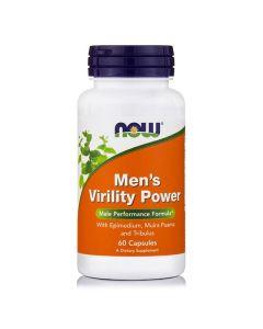 Now Men's Virility Power 60 caps