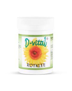 Metapharm D-Vital Rotklee 30 caps