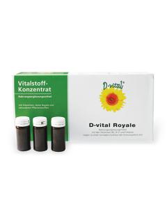Metapharm D-Vital Royale 30 amp x 15 ml