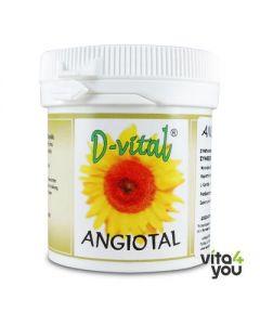 Metapharm D-Vital Angiotal 30 caps