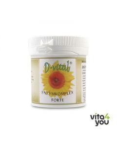Metapharm D-Vital EnzymKomplex Forte 30 caps