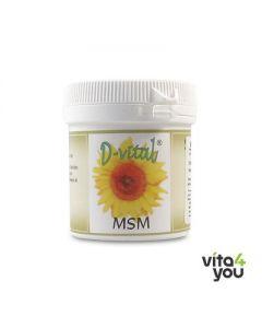 Metapharm D-Vital MSM 30 caps