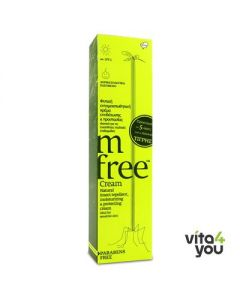 M Free Insect repellent cream SPF6 60 ml