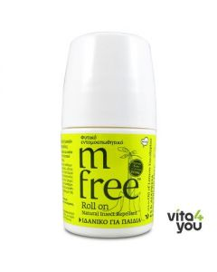 M Free Insect repellent roll on 50 ml