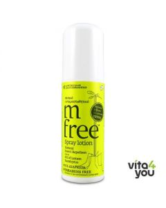 M Free Insect repellent spray 80 ml