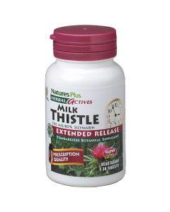 Nature's Plus Milk Thistle 500 mg 30 tabs