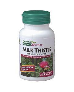 Nature's Plus Milk Thistle 250 mg 60 veg.caps