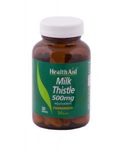 Health Aid Milk Thistle standardised 30 tabs