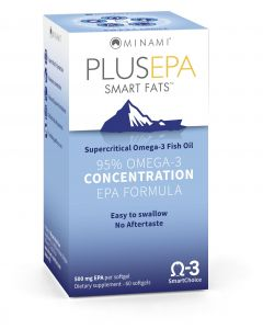 Minami PlusEPA Smart Fats 60 softgels